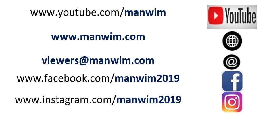 تواصل معنا عبر كل الوسائل - Contact Us Via all Available Means