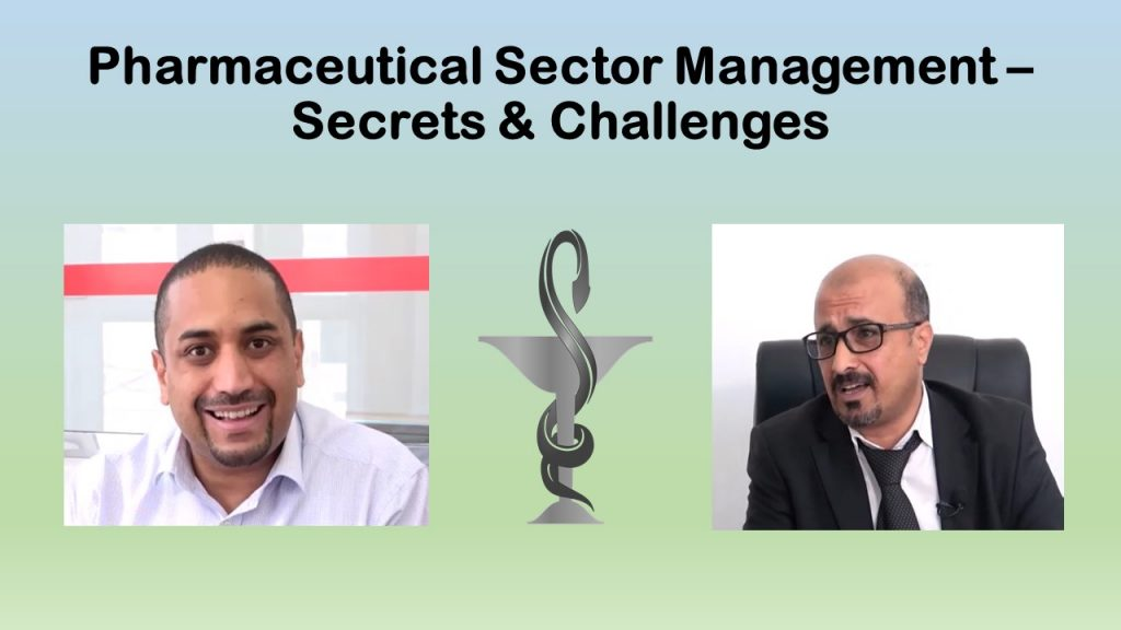 Pharmaceutical Management in Yemen - Dr. Omar Mulhi meets us and tells the secrets and challenges