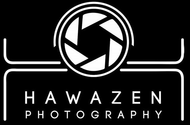 شعار هوازن فوتوغرافي بصنعاء - Hawazen Photography لرائدة الأعمال اليمنية هوازن
