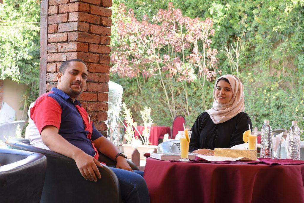 Yemeni Female Entrepreneurship - Miss Hawazen Khalid, Owner & Manager of Hawazen Photography, Sana'a
