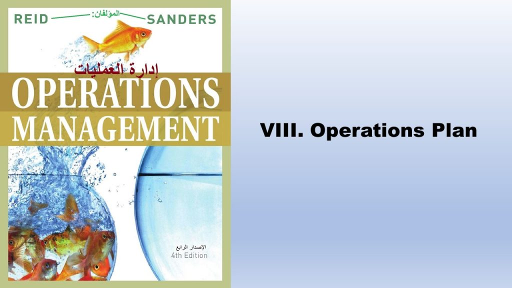Operations Management Book  (2011) is one of the channel's books which helps entrepreneurs in filling out financial and economic sections of the business plan.