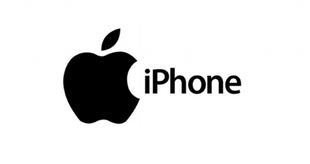 iPhone logo is part of its trademark, which is an aspect of both marketing & intellectual property.